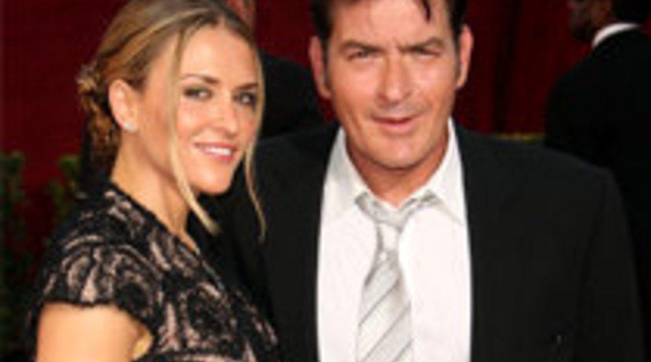 Charlie Sheen: Messer-Angriff auf eigene Ehefrau?