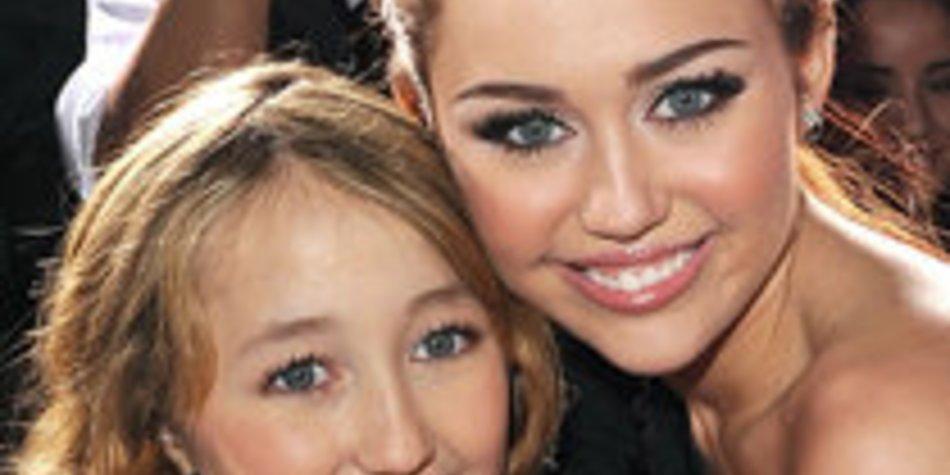Miley Cyrus: Schlechtes Vorbild für Schwester