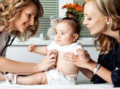 Die geisten und motorischen Entwicklungen Deines Kindes stehen bei der U5 im Vordergrund.