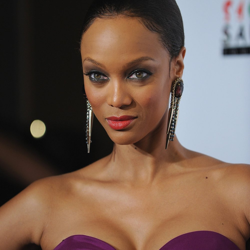 Tyra Banks war in Harvard
