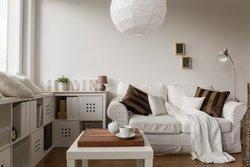 Stauraum nutzen in kleiner Wohnung