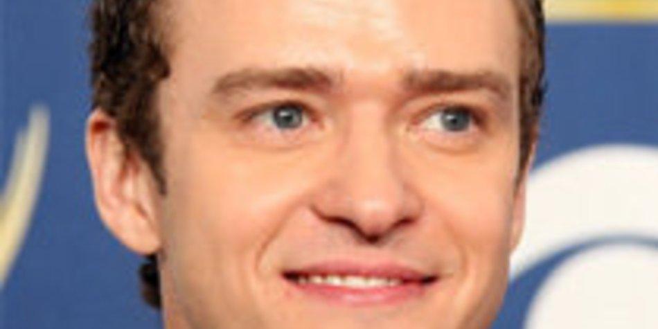 Justin Timberlake bald wieder auf der Leinwand