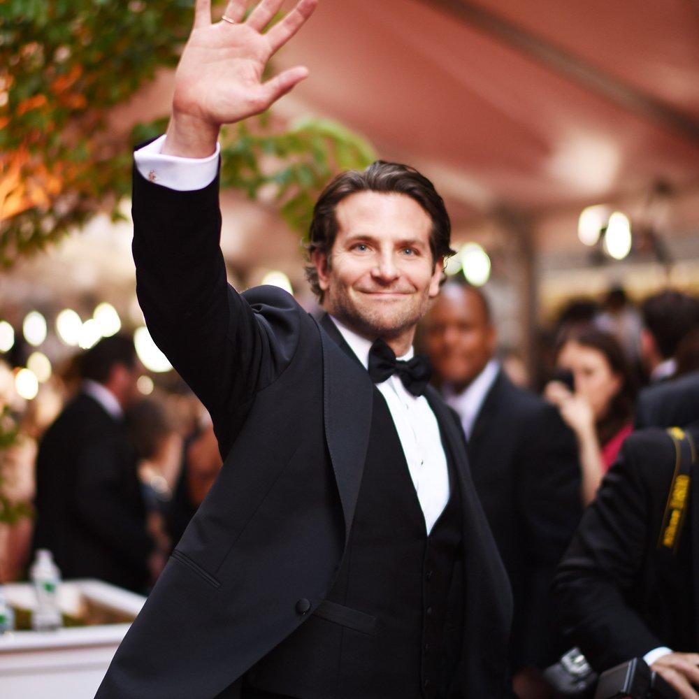 Bradley Cooper erhält einen Stern auf dem Walk of Fame