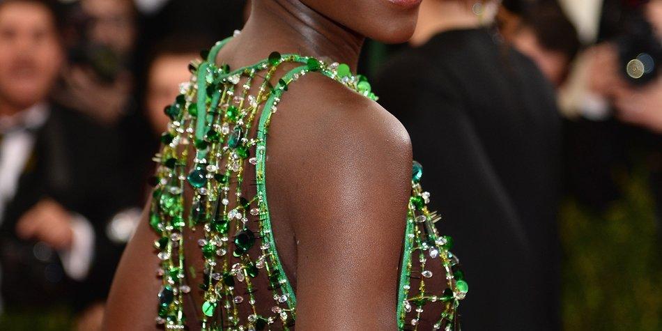 Lupita Nyong'o: Hat sie ein Auge auf K`naan geworfen?