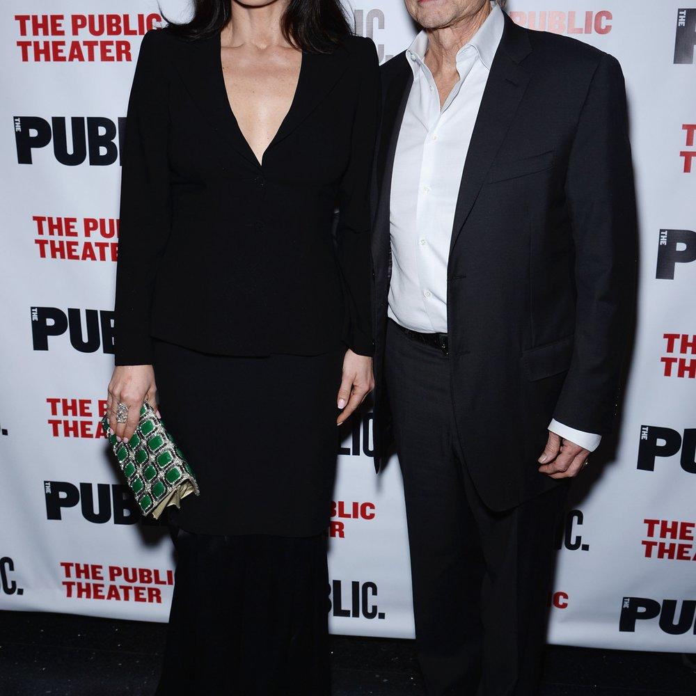 Catherina Zeta-Jones und Michael Douglas vereint auf dem roten Teppich