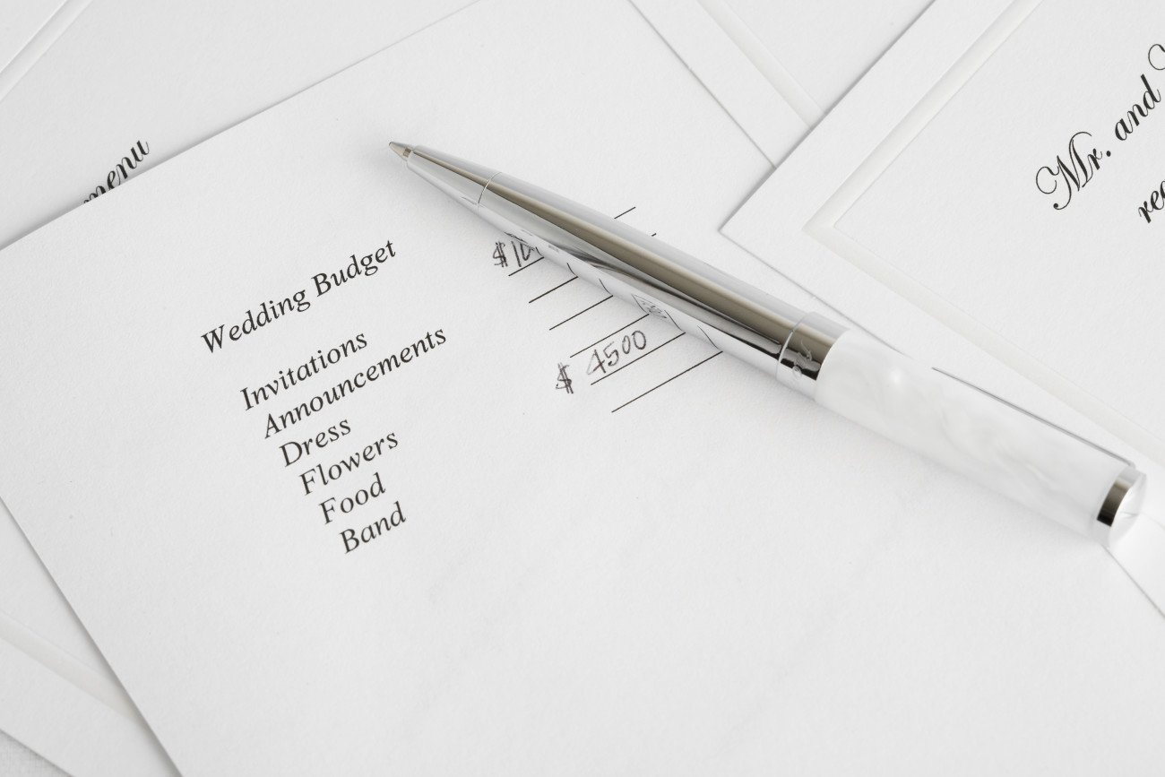 Budget Hochzeit