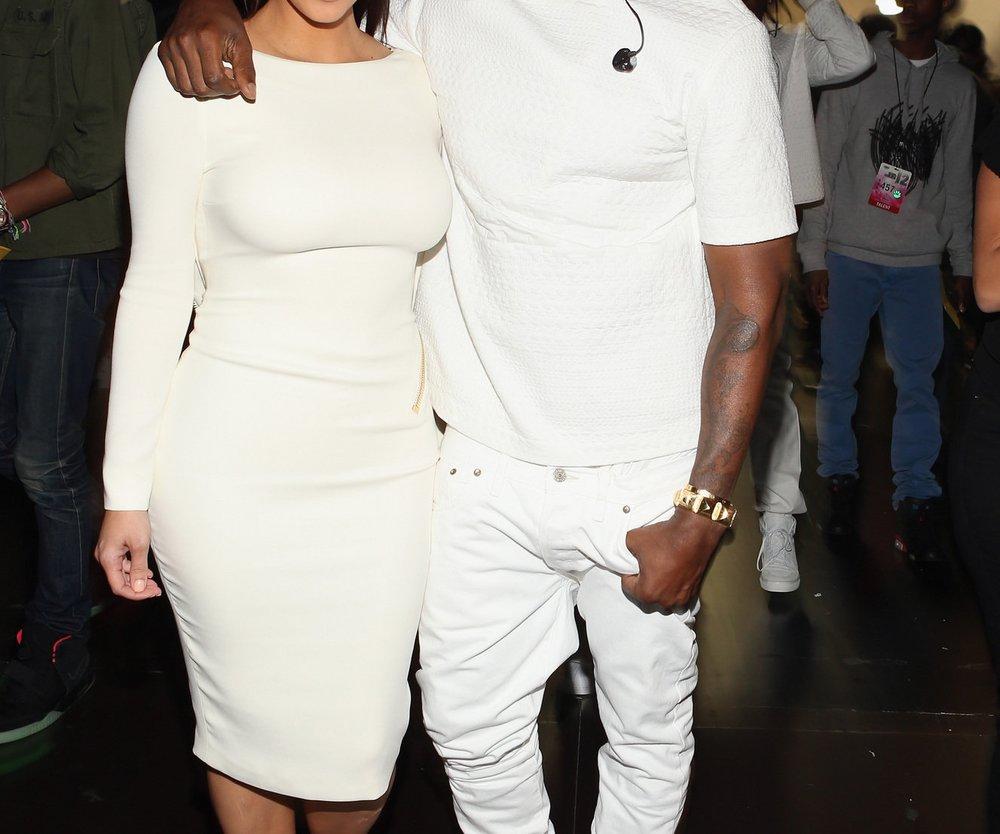 Kanye West: Hochzeit mit Kim Kardashian?