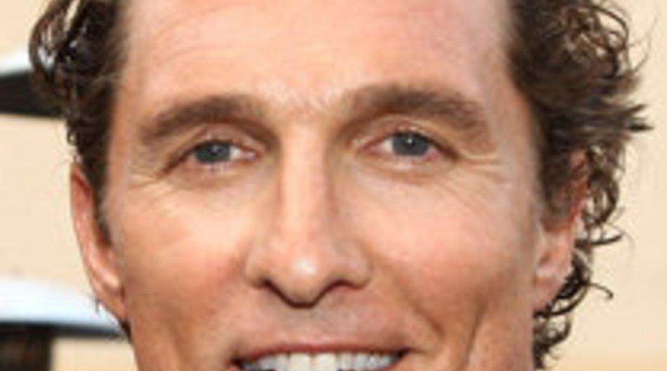 Matthew McConaughey wird wieder Vater