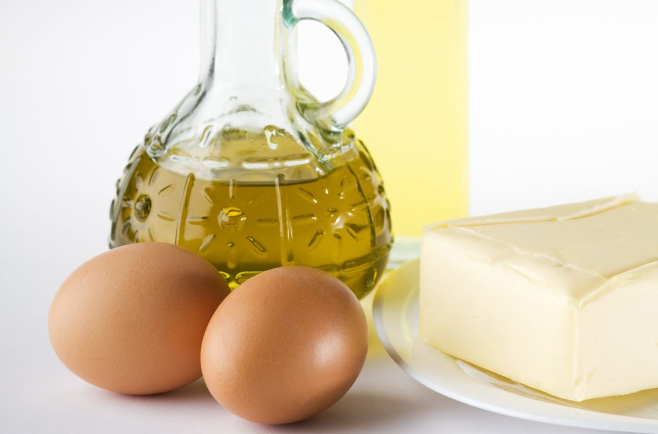 Öl und Eier