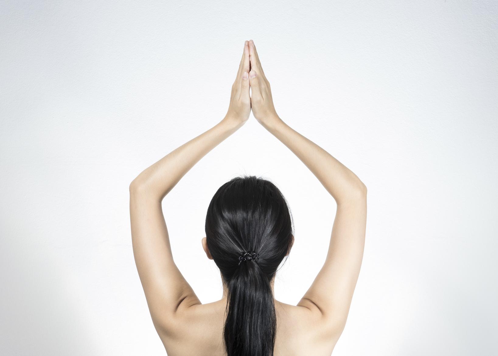 nackt männer yoga