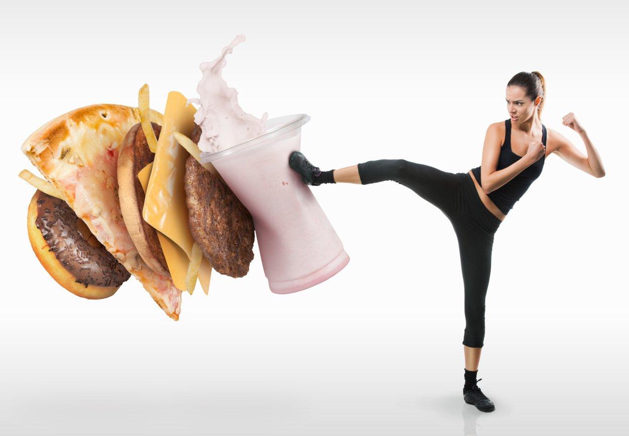 Strunz-Diät kein Fast Food