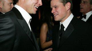 Matt Damon: Neidisch auf Brad Pitt?