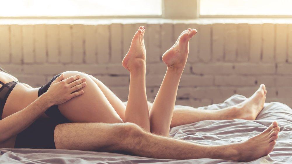 Welche Sexstellung für welche Penisgröße?