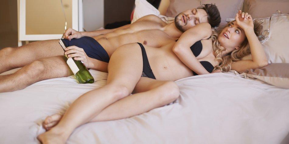 verkatert sex