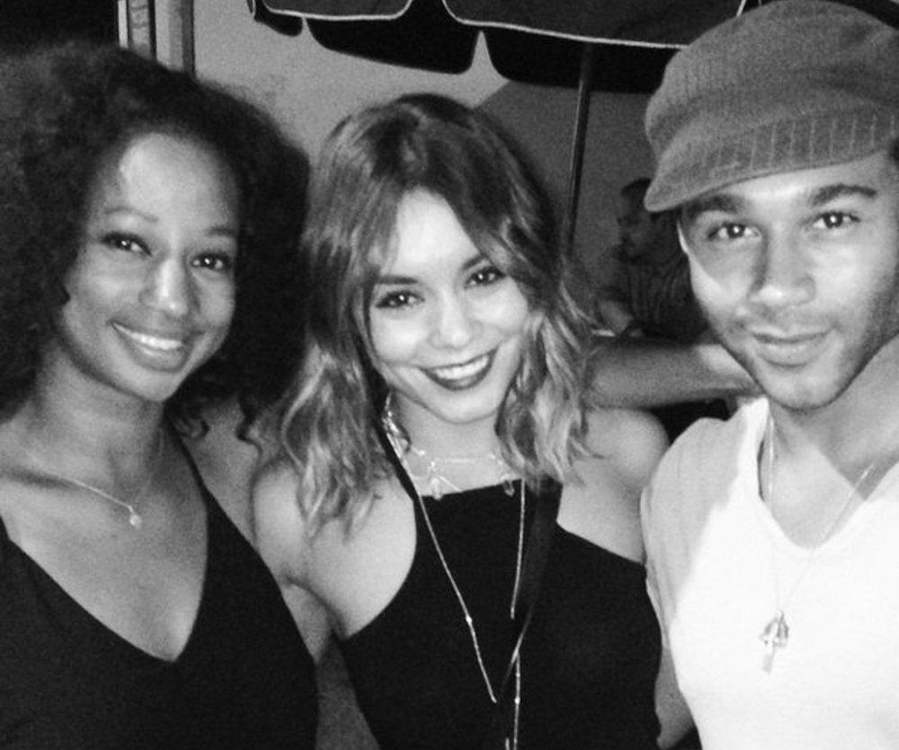 """Vanessa Hudgens feiert """"High School Musical""""-Reunion"""