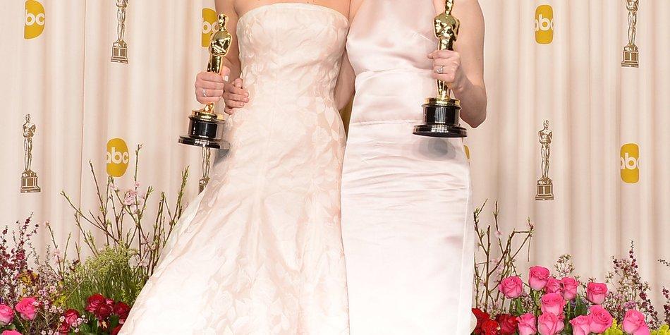 Jennifer Lawrence: Anne Hathaway sollte in Silver Linings spielen