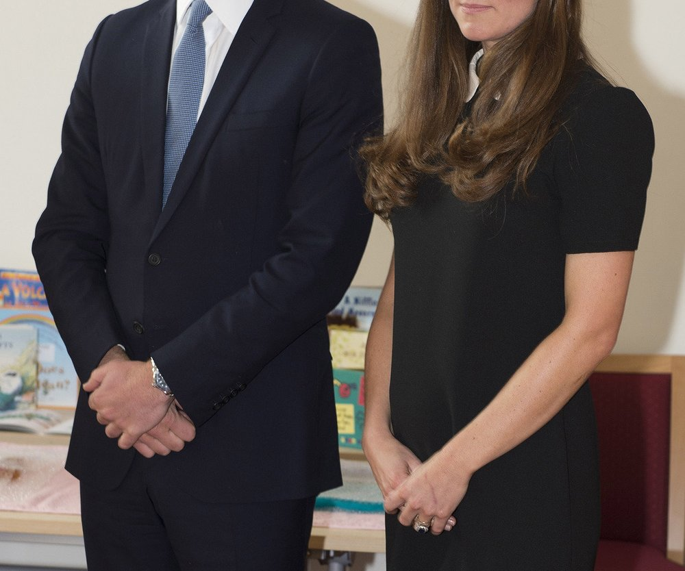 Kate Middleton und Prinz William: Zurück in London?