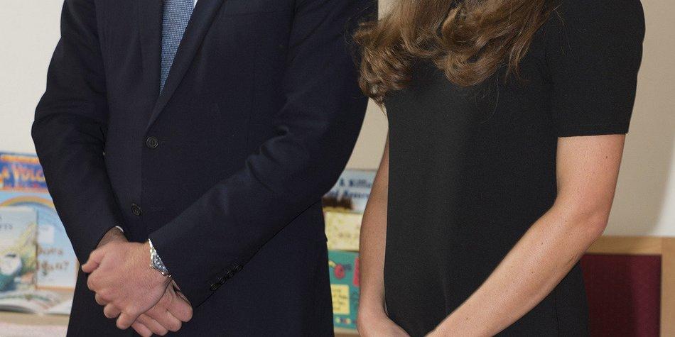 Kate Middleton und Prinz William: Zurück in London?