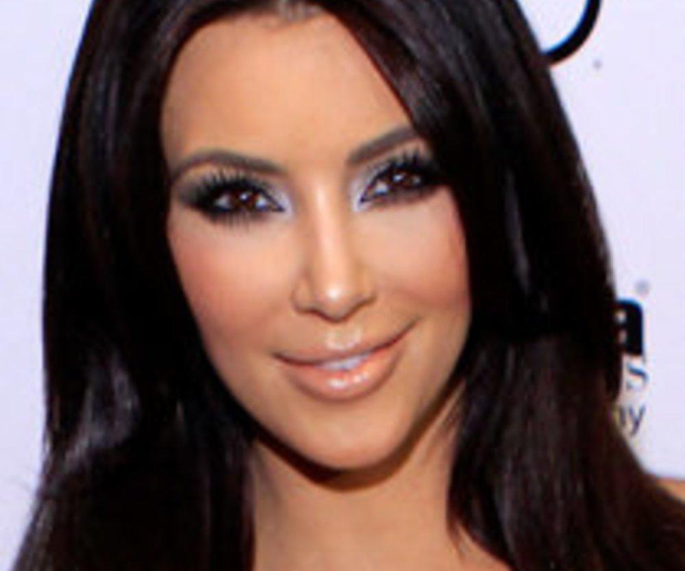 Kim Kardashian feierte Geburtstag