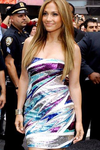 Jennifer Lopez: Die Schauspielerin