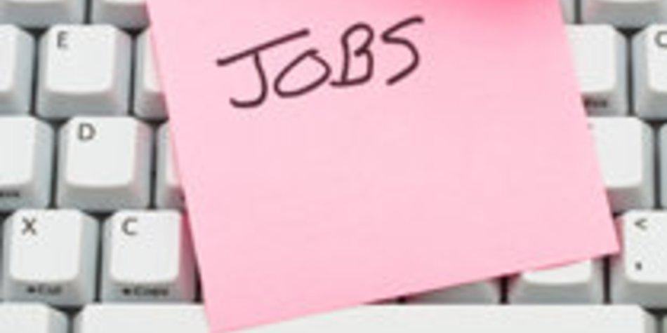 Jobs im Internet