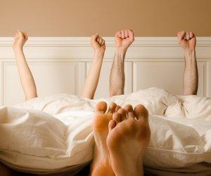 Gut im Bett