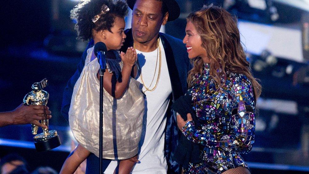 Beyonce: Blue Ivy darf auf mit die Bühne