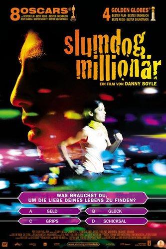 Slumdog Millionär bekommt Oscar
