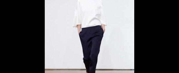 Model bei Derek Lam