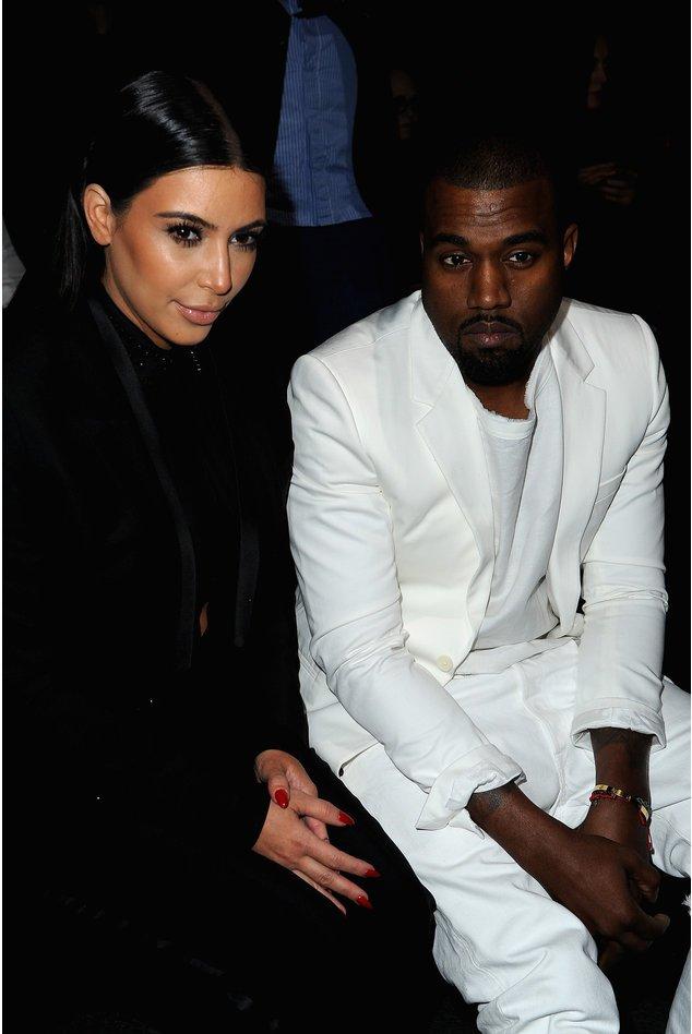 Kim Kardashian und Kanye West haben eine Familie gegründet