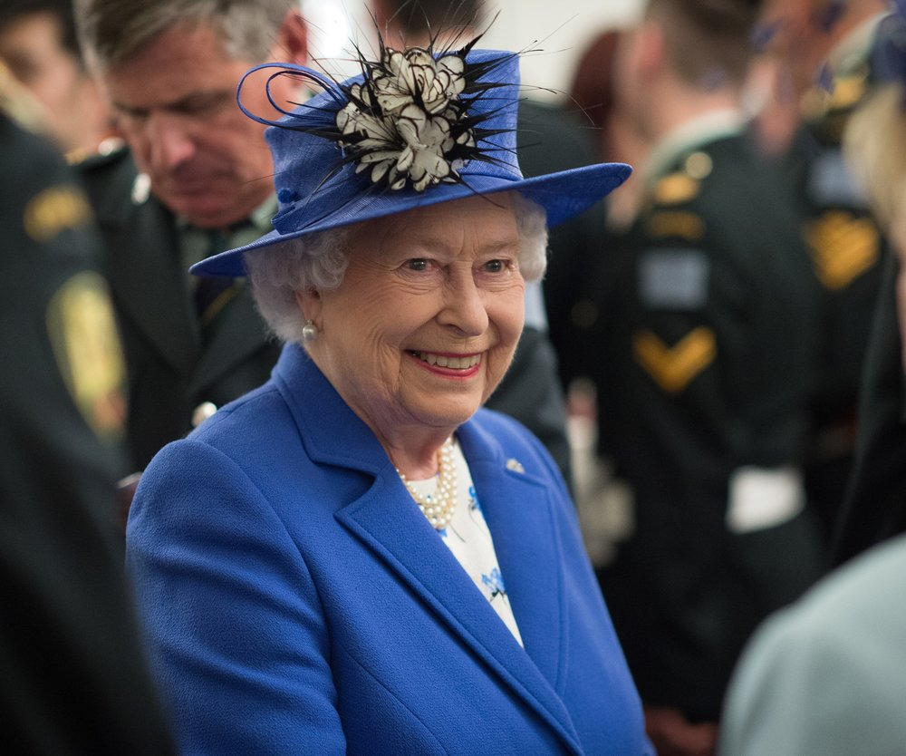 Queen Elizabeth wird 89!