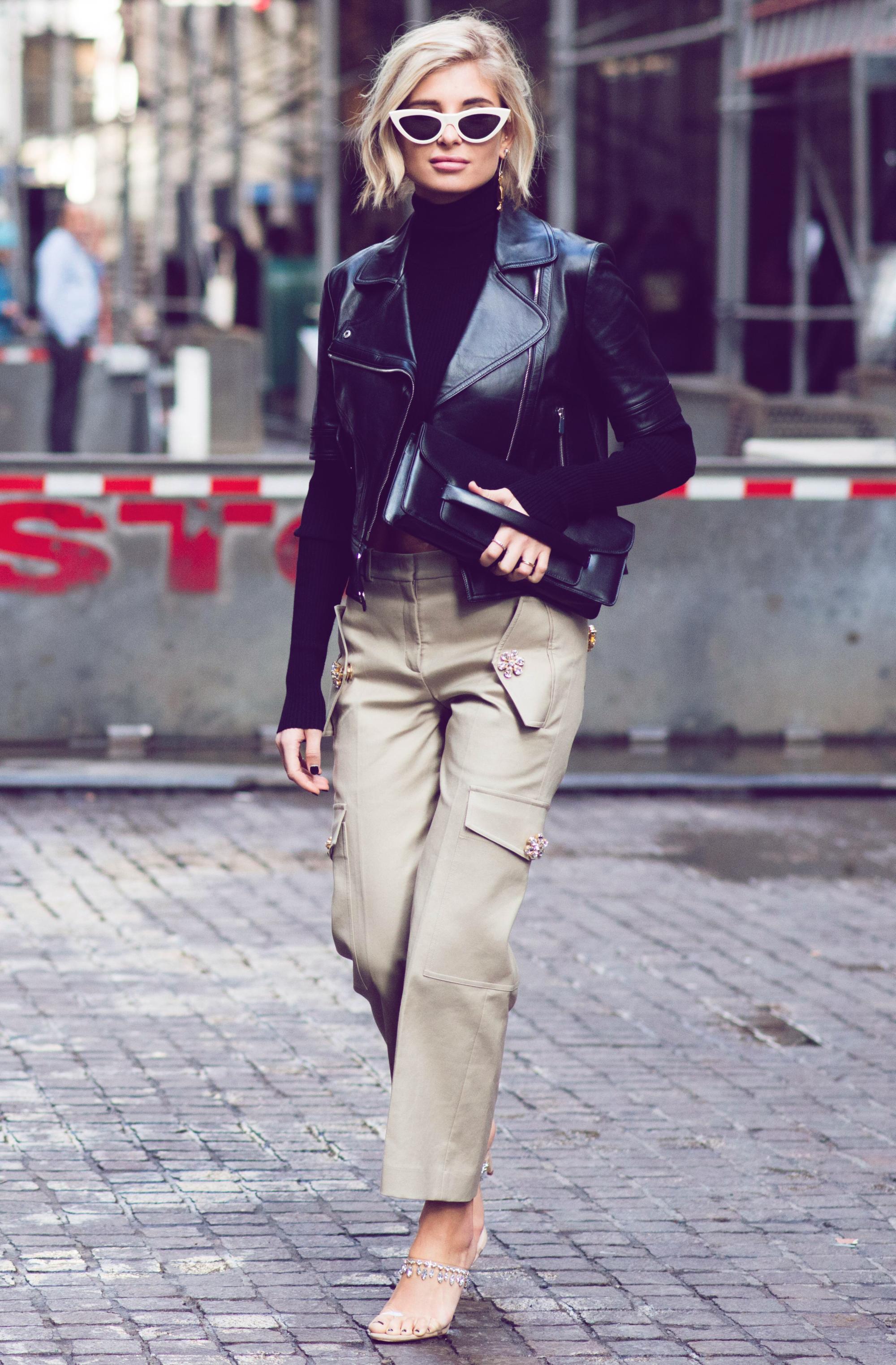 Lederjacke kombinieren: 5 stylische Ideen, die du lieben wirst