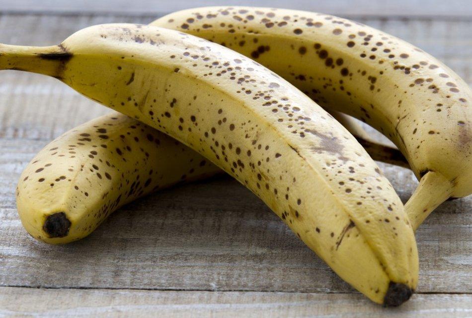 Bananenschale essen