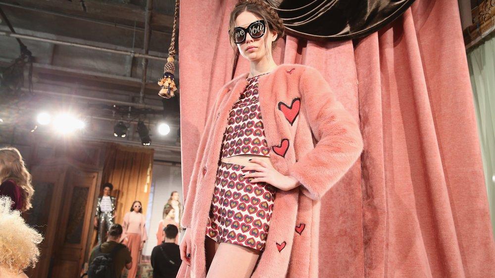 Modetrend Millennial Pink