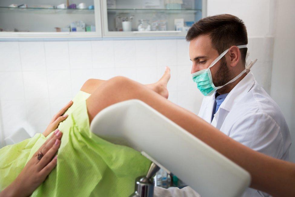 Mal dem ersten frauenarzt vor angst Erstes Mal