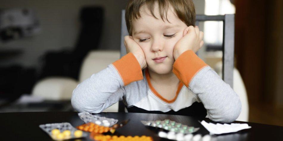 Methylphenidat-Verbrauch erstmals nicht gestiegen