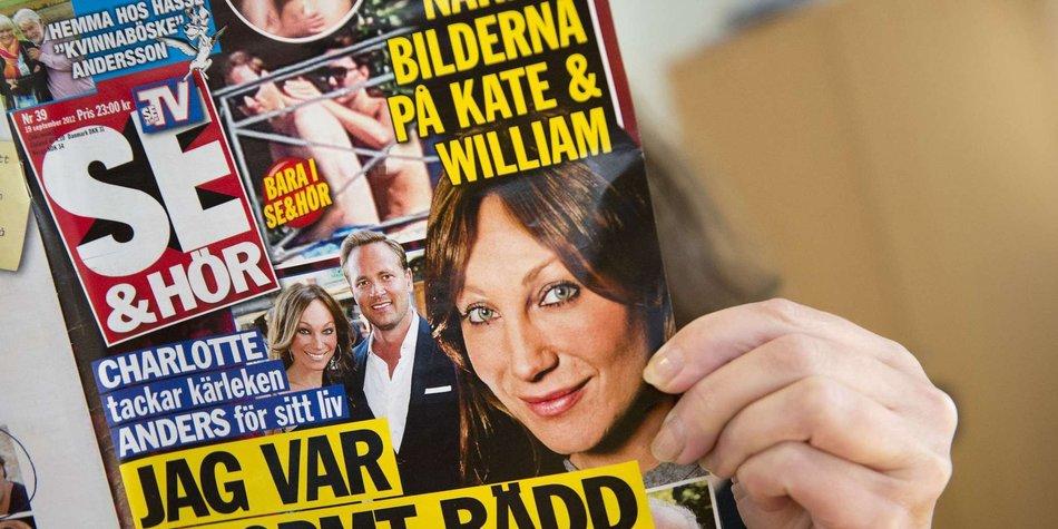 Kate Middleton: Der Nackt-Skandal geht weiter