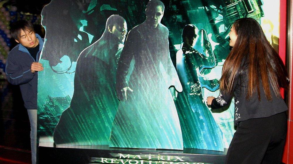 Matrix Revolutions heute im TV