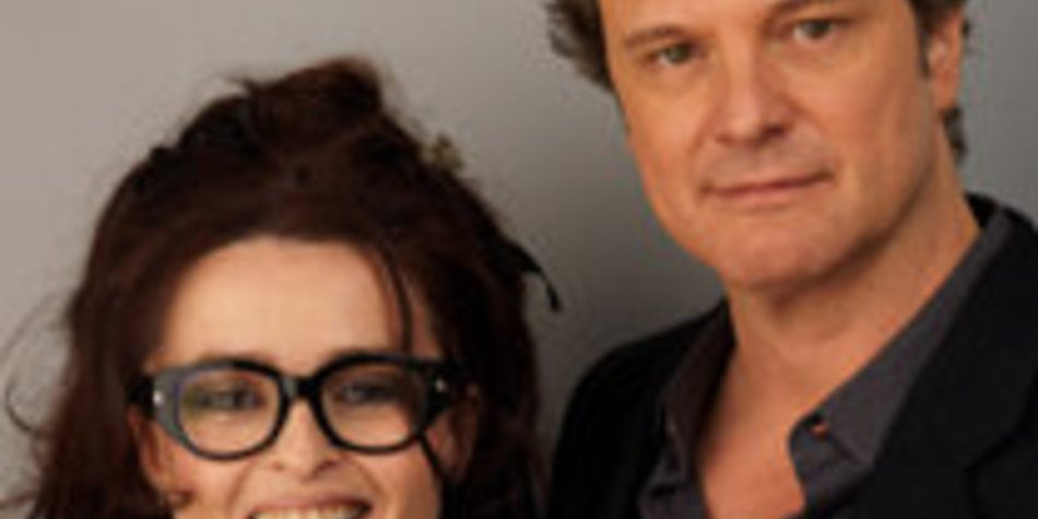 Colin Firth: Helena Bonham-Carter glaubt an ihn!