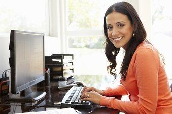 Viele Unternehmen favorisieren inzwischen Online-Bewerbungen.