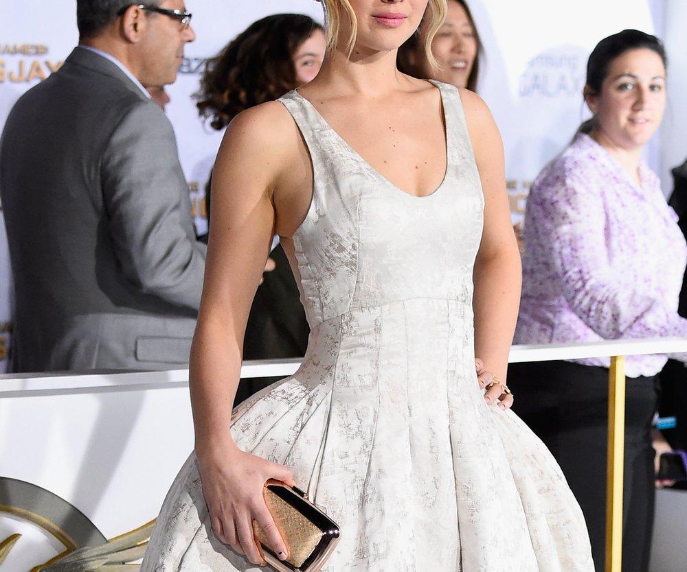 Jennifer Lawrence und Chris Martin waren verhindert