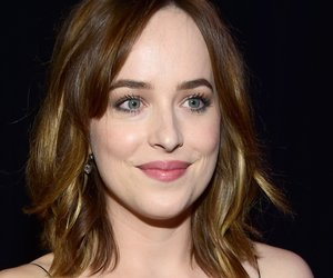 Dakota Johnson flirtet mit Reporter