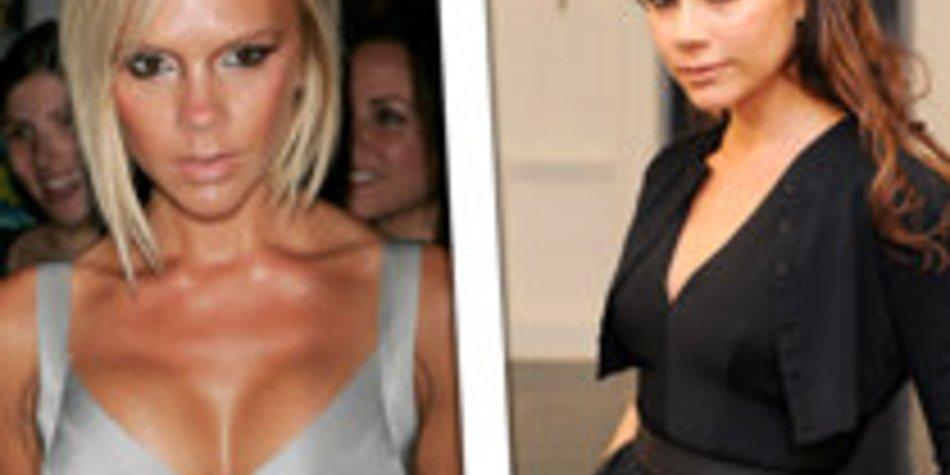 Victoria Beckhams Brustverkleinerung