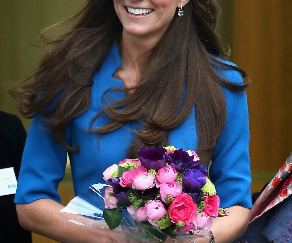 Kate Middleton ist Patentante