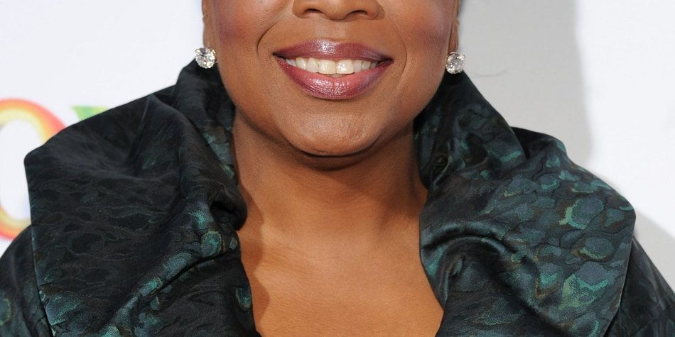 Oprah Winfrey verdient am meisten