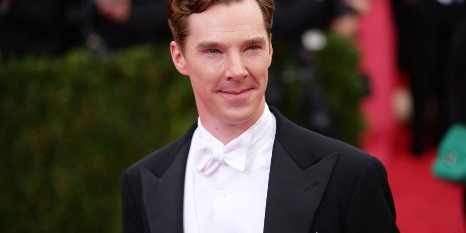 Benedict Cumberbatch: Ist er vergeben?