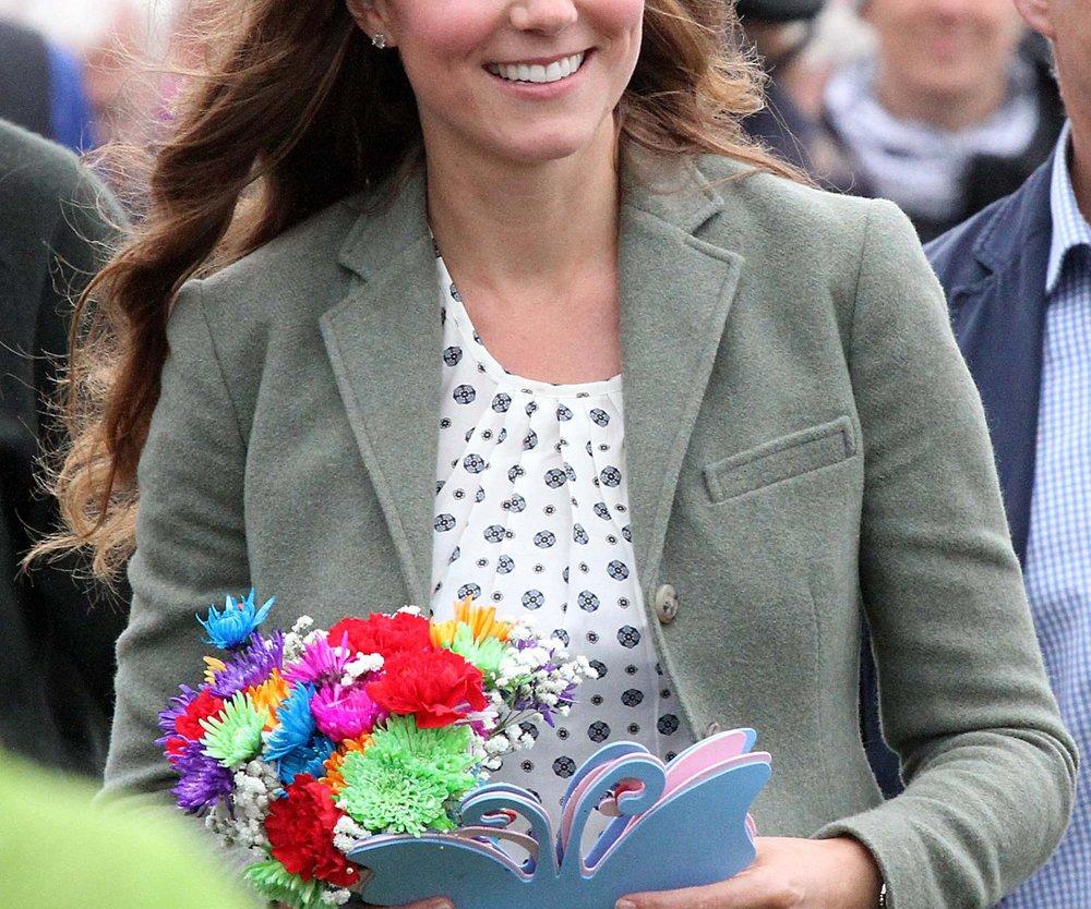 Kate Middleton shoppt für Klein-George