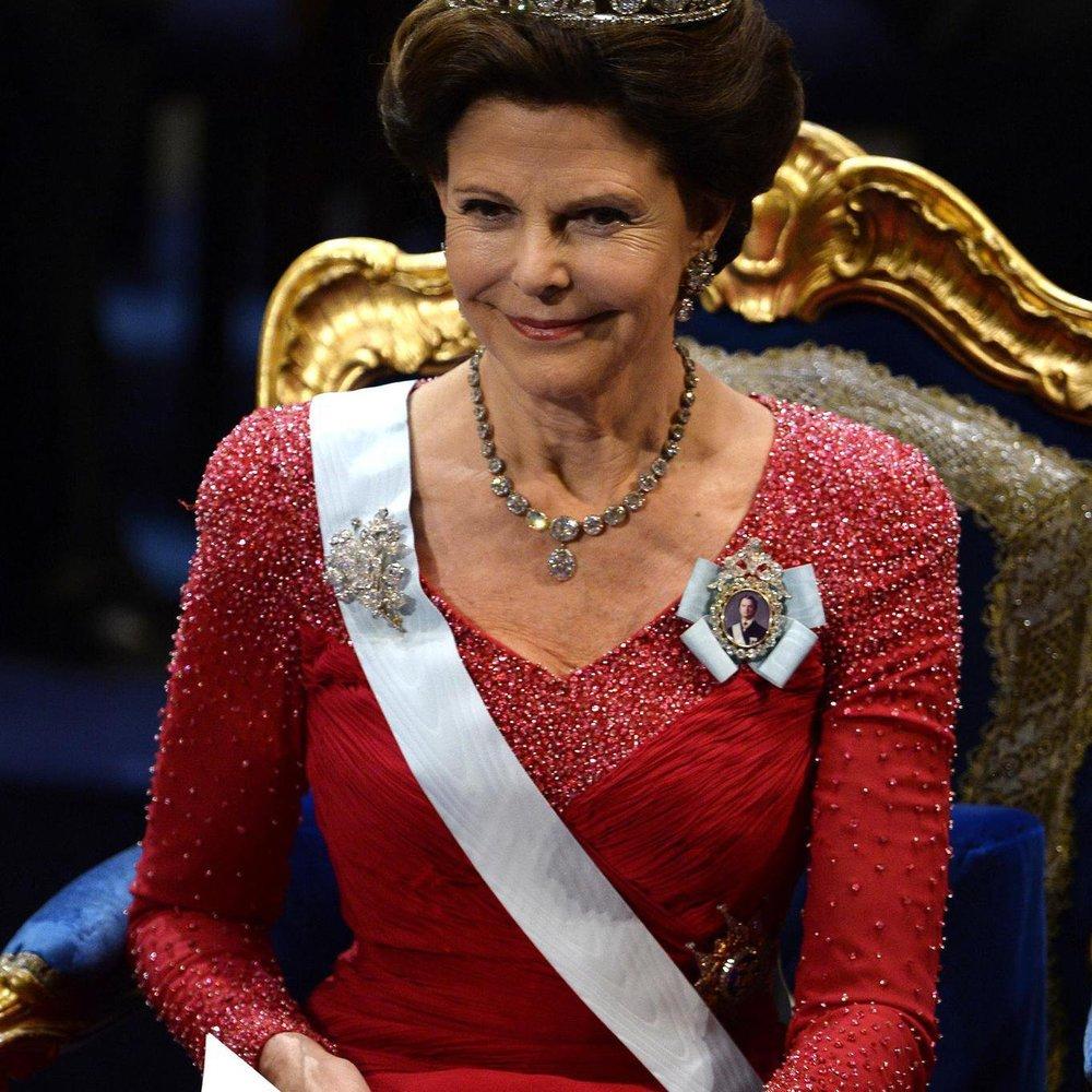 Königin Silvia: Estelle ist ihr Ein und Alles