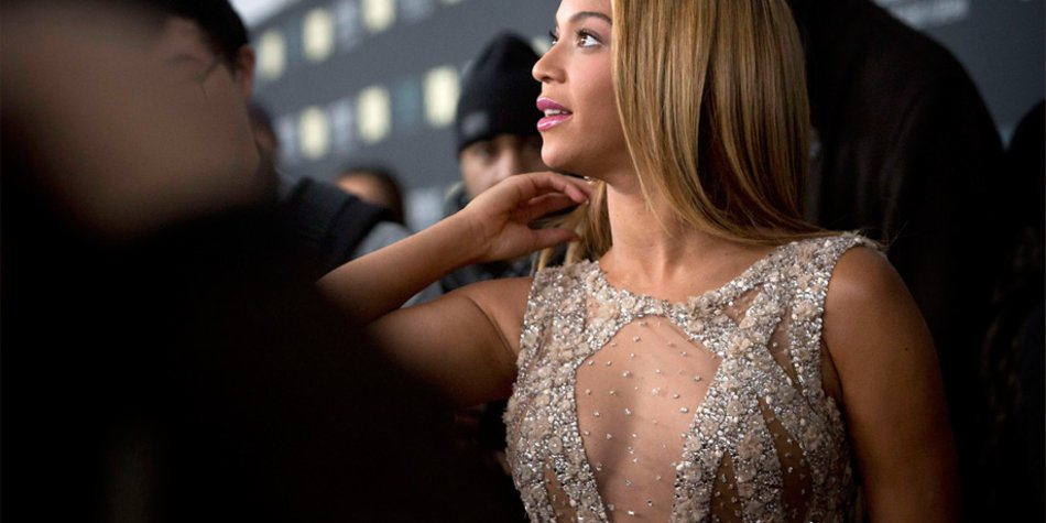 """Bei der Premiere ihrer TV-Doku """"Life Is But A Dream"""" in New York: Beyoncé Knowles."""