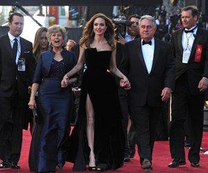 Angelina Jolie holt die Eltern von Brad Pitt zu sich